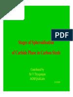 Spheroidisation in carbon steels.pdf