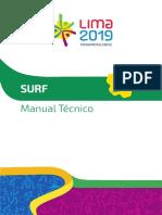 Manual de la prueba de surf Lima 2019