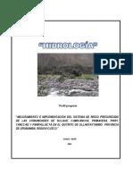 Climatologia e Hidrologia Ollantaytambo