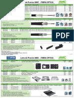 Lista Mmc Fibra Optica i