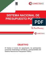 d l Nº 1440 Sistema Nacional de Presupuesto Público-md Chamaca