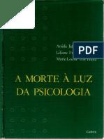 A Morte à Luz da Psicologia -  Aniela Jaffé