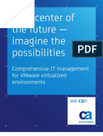 CA-VMware - Data Center of the Future