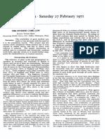 Julian Tudor Hart. the Inverse Care Law 1971 the Lancet