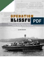Operation Blissful - Prologue - Fall 2010