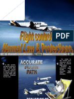 Flight Controls Normal Law & Protections