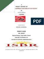 Final Report by Bishnu Agrawal