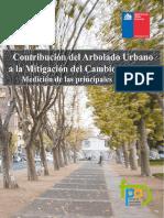 Arbolado Urbano y Cambio Climatico