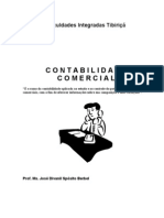 Contabilidade Comercial - Apostila