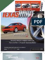 Texas Drive Magazine November1-14,2010