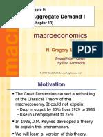 MacroEconomics Mankiw