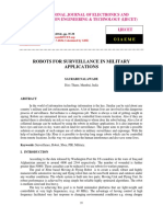 ROBOTS FOR SURVEILLANCE IN MILITARY APPLICATIONS.pdf