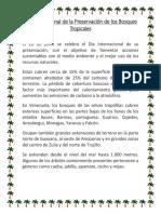 Día Internacional de la Preservación de los Bosques Tropicales.docx