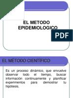 METODO EPIDEMIOLOGICO 2019 - I.ppt