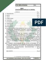 Desarrollo Unidad Operativa de Radio Patrullas 110