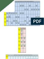 Fiitjeeranchi timetable