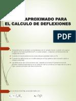 METODO APROXIMADO PARA EL CALCULO DE DEFLEXIONES.pdf