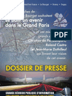 Dossier de Presse Grand Paris