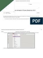 Baixar Componentes Do Armazém 3D Para SketchUp 2015 – Central de Ajuda