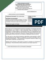 Guía 1 - Plan de Mercadeo ARREGLADA,,,