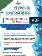 Convivencia democrática