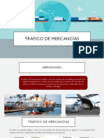 CLASE TRÁFICO DE MERCANCÍAS
