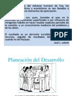 PLANIFICACION DEL DESARROLLO