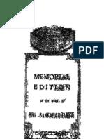 Works of Sri Sankaracharya 04 - Isa, Kena, Katha, Prasna Up Ani Shads 1