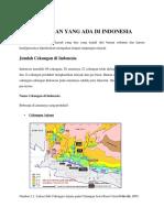 Cekungan Yang Ada Di Indonesia
