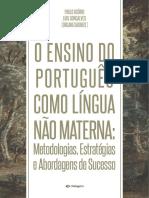 o Ensino Do Portugues Como Lingua Nao Materna