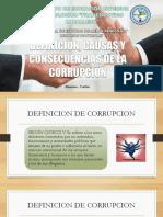 Definición, Causas y Consecuencias de La Corrupción Carlos