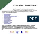 FUNCIONES BIOLÓGICAS DE LAS PROTEÍNAS.docx