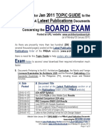 guide for board exam