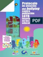 Protocolo de atención del Bulling
