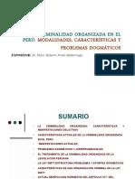 LA CRIMINALIDAD ORGANIZADA EN EL PERÚ.doc