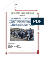 Informe Tecnico Acari