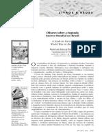 Olhares sobre a Segunda Guerra Mundial no Brasil