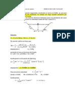 10 Problema Resuelto de Sección Óptima Secc Trapezoidal
