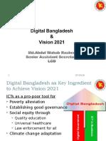 Digital Bangladesh Vision 2021