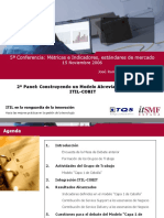 13 ItSMF Modelo Indicadores ITIL Abreviado