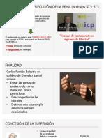 SUSPENSIÓN DE LA EJECUCIÓN DE LA PENA.pptx