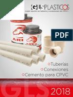Catalogo Productos Cpvc 2018
