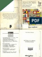 História Da Ordem Internacional - Carlos Roberto Pellegrino