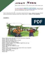 Proyecto de Ingles Intermedio 1 y PasosIntermedio 1