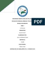 Tarea I de Derecho penal 1.docx