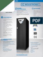 UPS-1300 Trifasico (10-30 Kva)