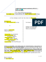 Injunction Template