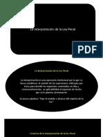 La interpretacion de la ley penal.pdf