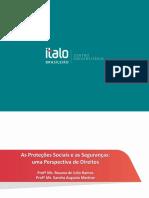 A Assistência Social Brasileira Enquanto Política Da Seguridade Social