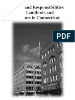 Landlord/Tenant Connecticut Law